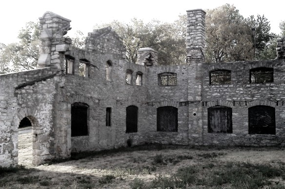 Old Park & Rec Walls 7-24-12