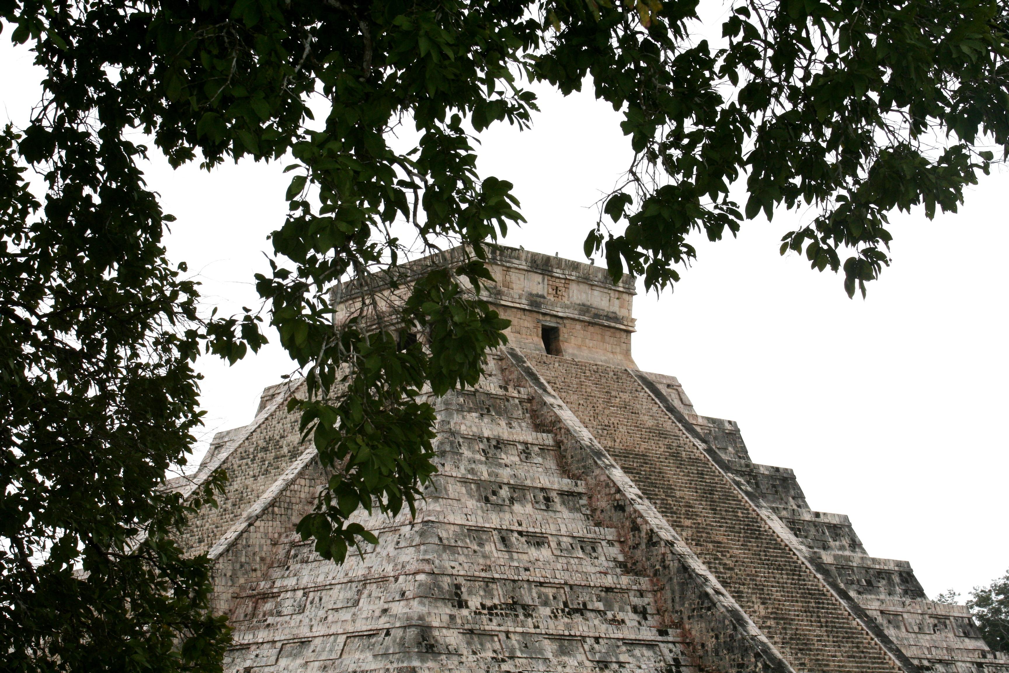 Mayan Stairway to Heaven