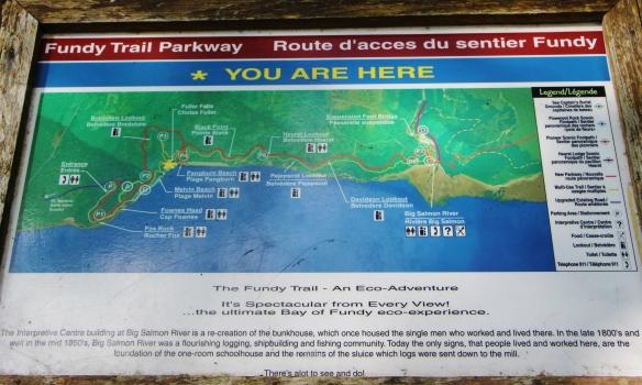 Acadia & Fundy 261