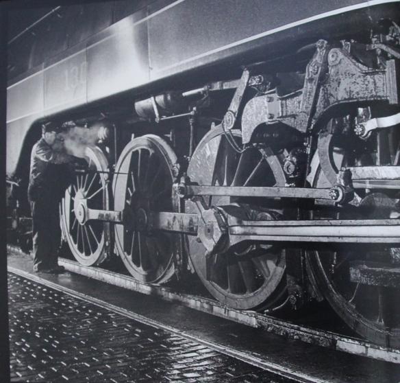 Steam Trains & Misc-60D 029