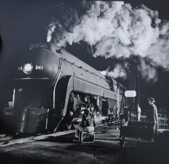 Steam Trains & Misc-60D 035