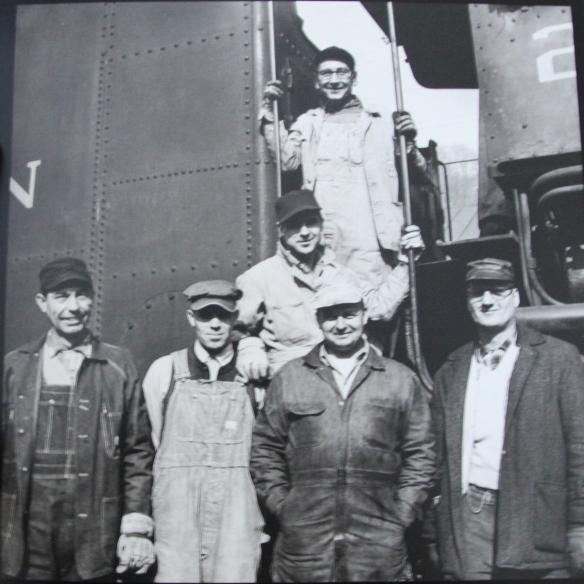 Steam Trains & Misc-60D 039
