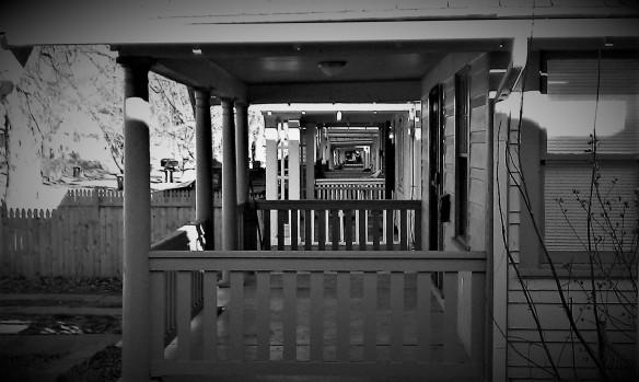 B & W Porches